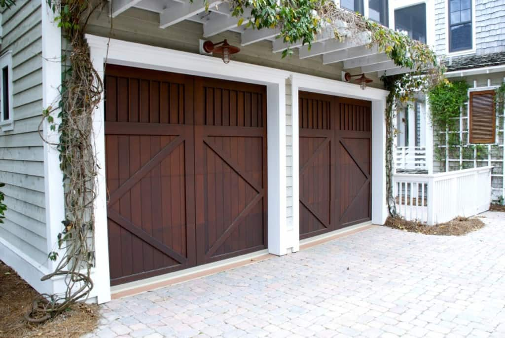how to add home value with a new garage door