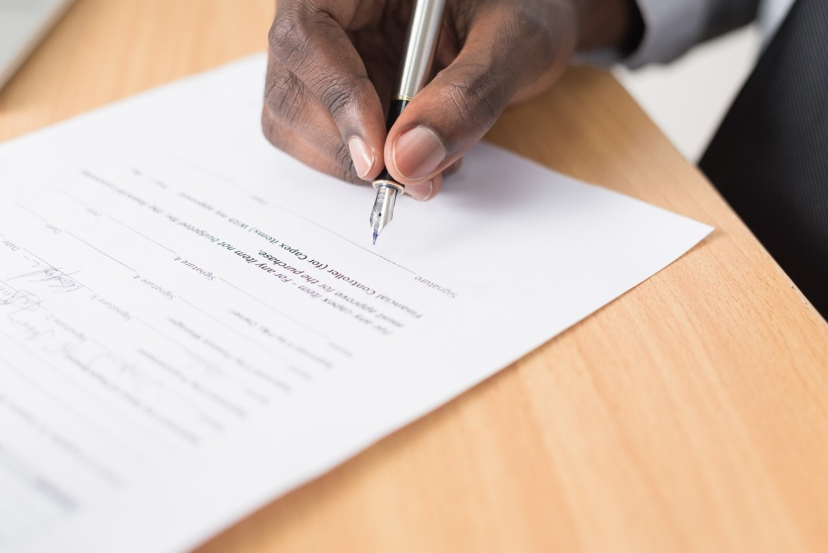 listing agreement contract