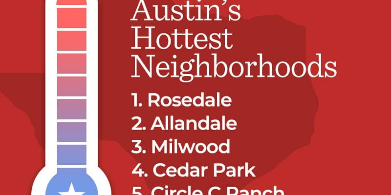 6 Hottest Austin Neighborhoods to Watch This Homebuying Season