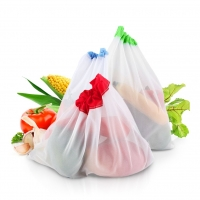 Zero Waste Reusable Grocery Bags
