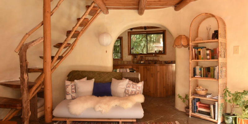 This Isn't Your Average Woodland Cottage