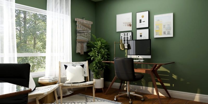 5 Ways to Improve Your Home Office Setup