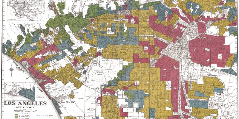 Redlining's Legacy of Inequality: $212,000 Less Home Equity, Low Homeownership Rates For Black Families