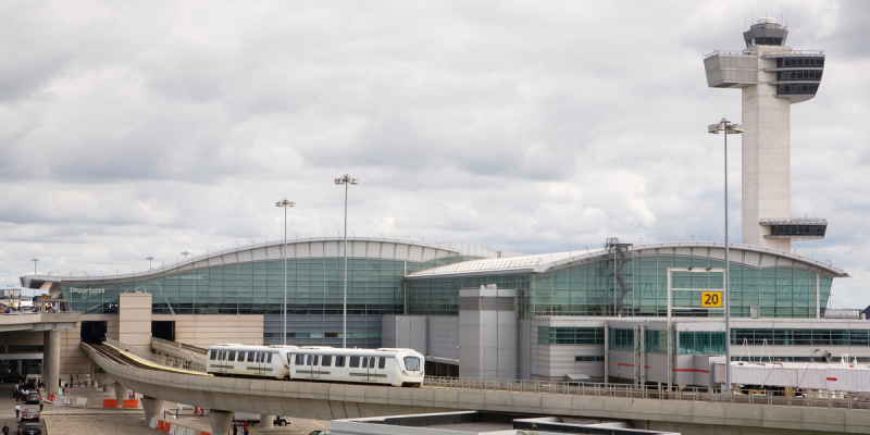 Air traffic controller with coronavirus forces brief flight stoppage at NYC airports – New York Post